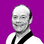 Master Paul Donnelly Birmingham Taekwondo Club
